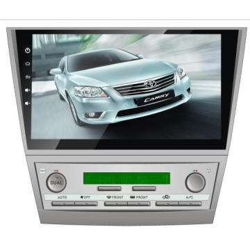 Yessun Android Car GPS Navigation for to-Yo-Ta Camry (HD1058)