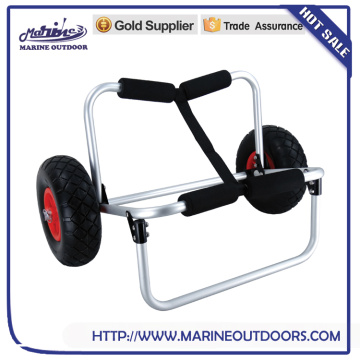 Canoes trailers, Folding aluminum trailers, Kayak trolley two wheel