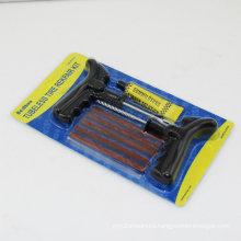 8PCS Car Bike Auto Tubeless Tire Tyre Puncture Plug Repair Tool