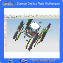пластиковые инъекции плесень 3d проектирование agent(OEM)