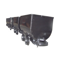 china coal KFU series mine car cast steel wheel rail wagon