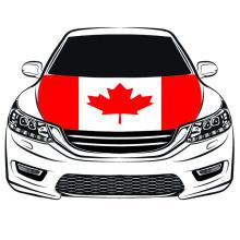 Флаг капота автомобиля флаг Канады чемпионата мира 100 * 150 см баннер капота автомобиля Канады