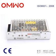 100W Saída única Nes-100-9 Alimentação de comutação 9V