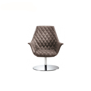 Kimera Headrest Swivel Waiting Executive Armchair