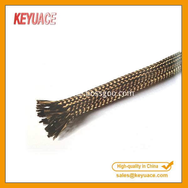 Basalt Fiber Braid Sleeve