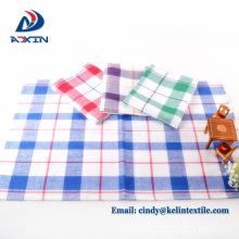 Personalizado 100% algodão bordado toalha de chá sortida