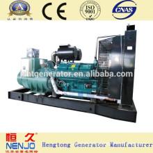 Wudong Worldwide Brand 550kw Electric Generator