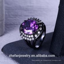 Meistverkaufte maßgeschneiderte Frauen Ring mit guter Qualität