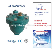 air suspension valve with cast iron body and stainless steel ball