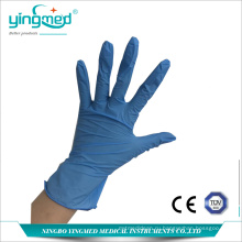 Одноразовые смотровые перчатки из нитрила без пудры