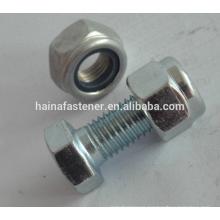 DIN985 DIN983 Hexagon Head Nylon Lock & Insert Nut