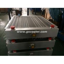 Aluminiumkühler für Landmaschinen