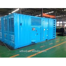 Generadores diesel tipo contenedor de 50KVA