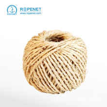 Natural 3 Strands Sisal Yarn Sisal Twine