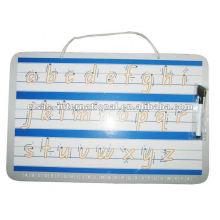 Big White board (Write letter )
