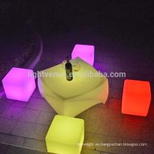 utiliza recargables IR control monomando enciende LED Muebles bar /party