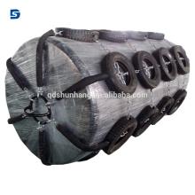 garde-boue rempli de mousse de polyuréthane EVA avec chaîne et filet de pneu