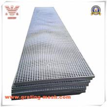 Гальванизированная решетка из гладкой стали для дренажного канала