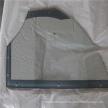 Los fabricantes de vidrio templado proporcionan vidrio estante de la esquina / vidrio de la aplicación