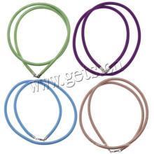 Gets.com 2015 ожерелье из нейлона с резиновым шнуром