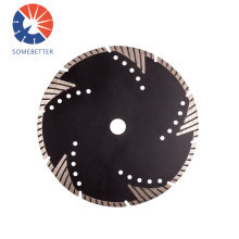 Fast and smooth 600mm 1000mm diamond saw blade for stone cutting, granite cutting blade