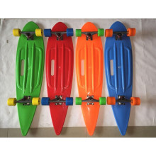 New Plastic Longboard with Good Selling (YVP-3609)