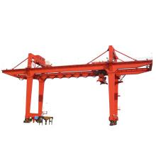 Grue de portique à double poutre avec chariot