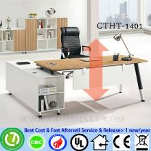 умный стол ручной винт регулируемый по высоте стол сделано в Китае Китай поставка мебели