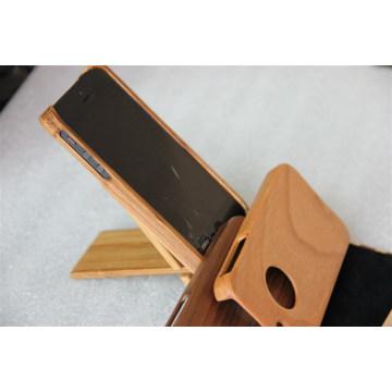 Simple Style Mobile Holzabdeckung mit Holzständer