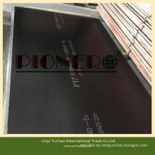 E0 Grade Phenolic F17 Film Faced Plywood para la construcción