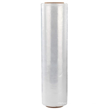 Wholesale Customized Transparent 15 17 23 Micron Clear Stretch Film 30kg for Pallet Wrapping