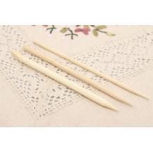 Herramienta de rayado de bambú