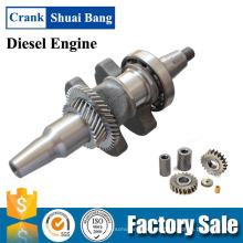 Servicio al por mayor de OEM Oem Shuaibang Buena calidad Lavado de coches de alta presión de máquinas cigüeñal