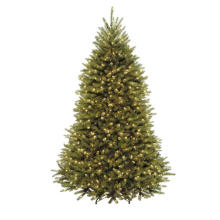 7.5 FT. Dunhill Fir Artificial Christmas Tree with Clear Lights (MY100.083.00)