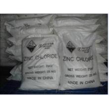 98% хлорида цинка для аккумуляторов и промышленного класса