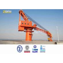 5t30m Portal/embarcadero puerto Fix grúa