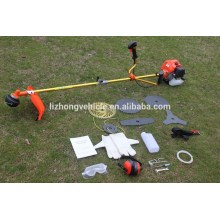 China Best 65cc 7 in 1 multifunction7 in 1 manual brush cutter,honda brush cutter,43cc brush cutter