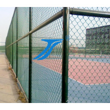 Track and Field Fence/Chain Link Fence/High Quality PVC Coated