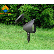 Outdoor LED Garden Lamp Solar Powered Landscape Spotlight