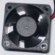 Entrada DC 12V ventilador de flujo de aire grande