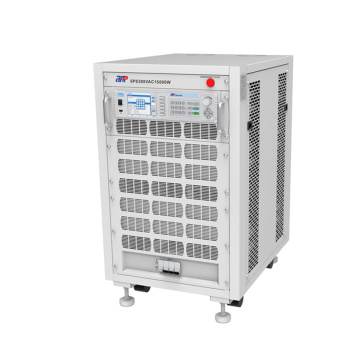 3 fase 15kw AC bronsysteem