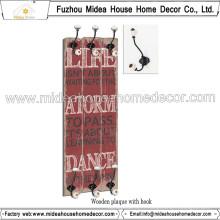 Chine Factory Custome Metal Coat Hooks