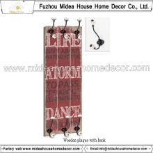 China Factory Custome Metal Coat Hooks