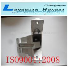 Pièces de moulage à rotor à pompe d'investissement, pièces en fonte d'aluminium