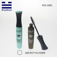 2015 year new design plastic cosmetic mascara bottle