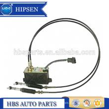 Drosselklappenmotor 6 Kabel Teile-Nr. 247-5231 2475231 Für Caterpillar E320B E312B Bagger