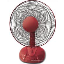 Bom design 12 16 polegadas 3 PP Fan de mesa de lâmina