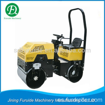 1 Ton Vibratory Small Compactor Road Roller for Sale (FYL-880)
