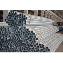 Q235 Heiß getauchtes verzinktes Stahlrohr