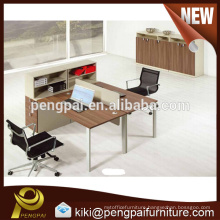Two seaters melamine workstation office partition